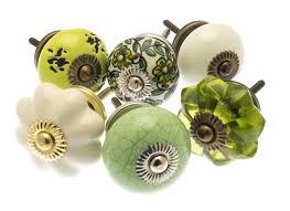 green glass door knob mango tree knobs ceramic door knobs