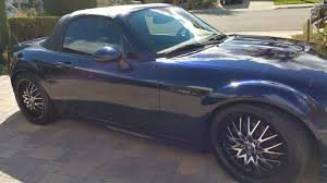 regular and advanced miata maintenance san diego california