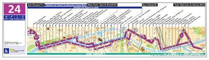 Via Bus Route Map Ratp Route Maps For Paris Bus Lines 20 Through To 29