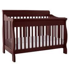 Simplicity Convertible Crib Mahogany Simplicity Cribs Cribs Pinterest