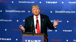 donald trump running for president hollywood mocks news on social