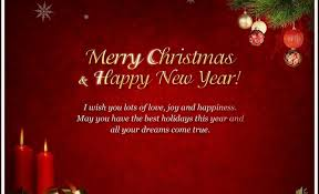 greetings for new year 2017 warm wishes for