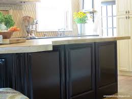 kitchen stock cabinets simple details how to get a high end look from stock cabinets
