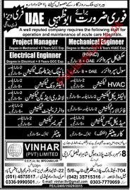 electrical engineering jobs in dubai companies contacts project manager electrical engineer mechanical engineer