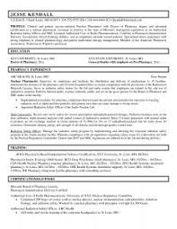 Effective Resume Templates Pharmacist Resume Template Certified Pharmacy Technician Resume