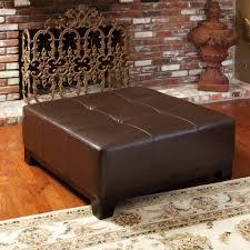 coffee table storage ottoman table round ottoman coffee table