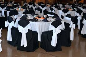 cheap black chair covers black and white chair covers weddings cover tablecloth cynna