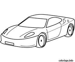 coloriage dessin voiture enfant 43 dessin