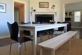 Stunning Bench For Dining Room Table Images Home Design Ideas - Dining room table with benches