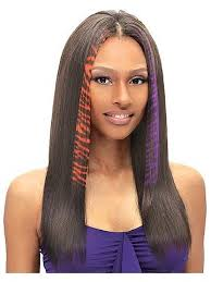 feather hair extensions noir feather hair extensions by janet collection