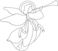 drawn christmas ornaments christmas angel pencil and in color