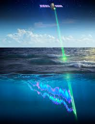 space laser reveals boom and bust cycle of polar ocean plants nasa