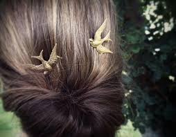 sparrow hair bird hair combs sparrow hair combs gold bird headpiece hair