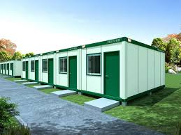 buy high end container house price size weight model width