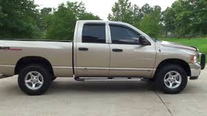 Dodge Ram Truck Bed Used - hd video 2005 dodge ram 1500 slt hemi 4x4 used truck for sale see