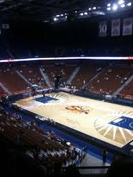 mohegan sun arena interactive seating chart