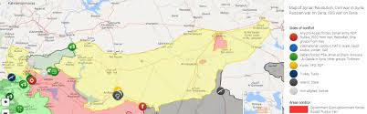 Syria Live Map by Syria Warns Against Kurdish Elections Turkey Threatens Kurds With