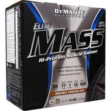Dymatize Elite Whey 10 Lbs dymatize nutrition elite mass on sale at allstarhealth