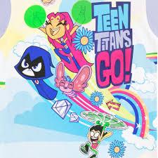 teen titans pyjamas official merchandise u2013 character