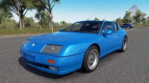 renault cars 1990 forza horizon 3 renault alpine gta le mans 1990 test drive