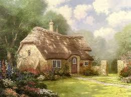 Thomas Kinkade Clocktower Cottage by 379 Best Thomas Kinkade Images On Pinterest Thomas Kinkade