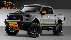 2016 Bronco Svt 2016 Sema Ford Custom Trucks More Of The Same Op Ed The