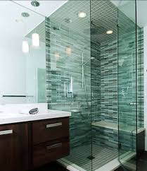 glass bathroom tile janski home