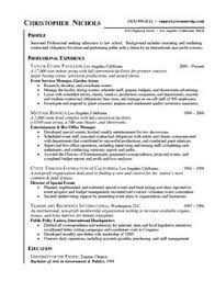 chronicle resume chronological resume this is a fairly standard layout for a