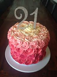 best 25 21 birthday cakes ideas on pinterest pink birthday food