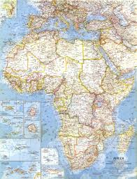 africa map atlas 1960 africa map historical maps