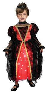 Girls Gothic Halloween Costumes Girls Twinkle Gothic Princess Costume Costumes