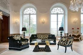 white and gold living room gqwft