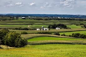 Iowa Landscapes images Free photo scenic country iowa landscape farms rural summer max jpg