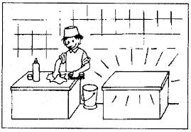 küche putzen food chain haushalt einige hygieneregeln für die küche