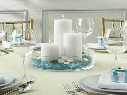 simple wedding centerpieces simple wedding candle centerpieces s fabulous frugal