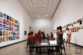 Dark Matter Pedestal The Met U0027s Latest Exhibit Puts Oversharing On A Pedestal