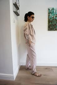 asos white jumpsuit asos big unwrap herringbone jumpsuit and silk shirt small