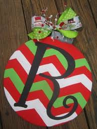 painted door ornaments search decorations holidays