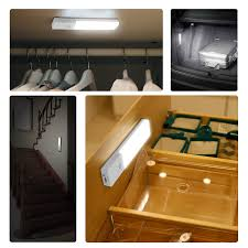 easy install under cabinet lighting motion sensor u0026 light sensor under cabinet light torchstar