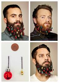 beard ornaments buy or diy beard ornaments or beard baubles i assume these are