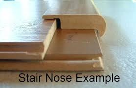 Installing Laminate Flooring On Stairs Stair Nose Molding For Laminate U2013 Beechridgecamps Com