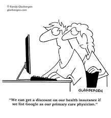 we can get a on our health insurance if we list google as our primary
