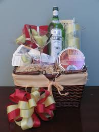 martini gift basket martini basket courtesy of cashwise liquor gift ideas