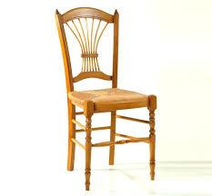 chaise en bois et paille chaise paille et bois chaise paille finition ton bois chaise bois