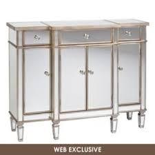 libby silver mirrored 3 drawer chest storage mirror mirror