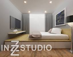 Platform Bed Singapore Pin By Interior Design Singapore On Bedroom Pinterest Lofts