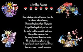 Oh Dear Twitch Plays Pokemon Know Your Meme - my youth has survived a tpp poem by againthesaga twitch plays