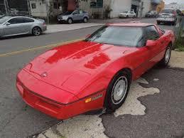 1986 corvette for sale by owner 1986 chevrolet corvette for sale carsforsale com