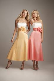 chagne bridesmaid dresses bridals 2011 bridesmaid collection the wedding