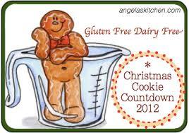 gluten u0026 dairy free christmas cookie countdown u2013 spritz cookies